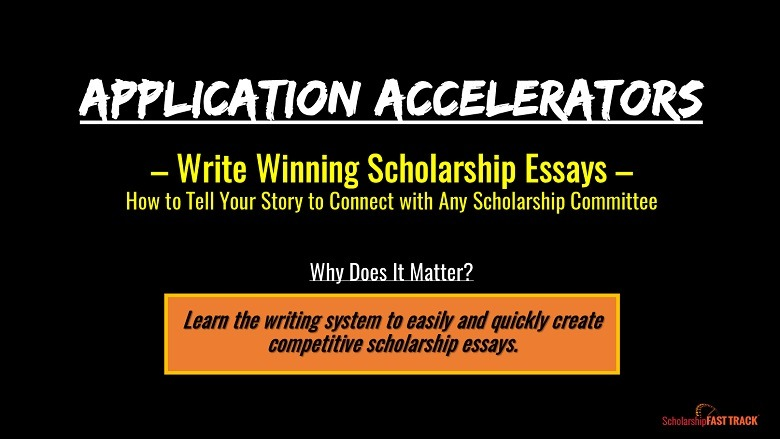 winning science scholarship essays The most creative submission will win the scholarship each year  as writing a  short essay telling our scholarship team why science is awesome and how they.